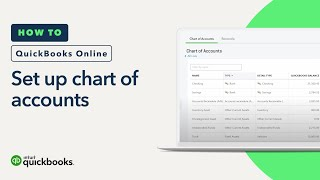 How to Set Up Your Chart of Accounts: Understanding the Basics