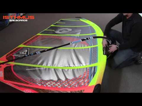 Gaastra Matrix HD Rigging