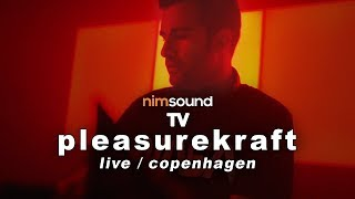 Pleasurekraft - Live @ Culture Box, Copenhagen 2018