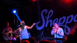 Sheppard   Let Me Down Easy   Milano 2014