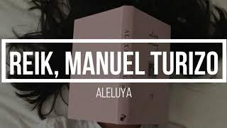 Reik ✘ Manuel Turizo   Aleluya ( Ger Dj ✘ Dj Sera Remix )