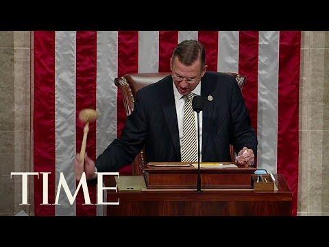 House Passes Sweeping $1.5 Trillion GOP Tax Overhaul Bill: Trump's First Big Legislative Win | TIME
