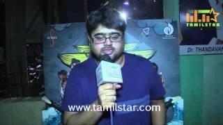Arjunan at Kappal Movie Press Meet