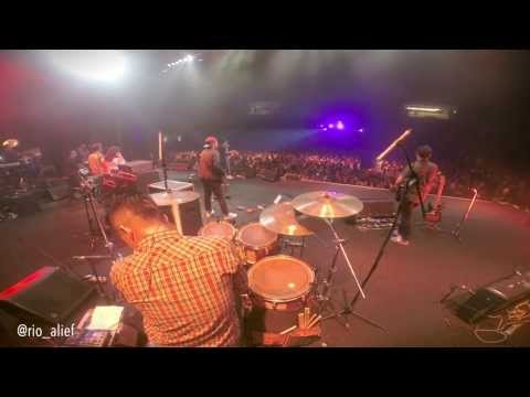 RIO ALIEF - Pesan Cinta By Afgan (Drum Cam JJF 2014) - Rio Alief