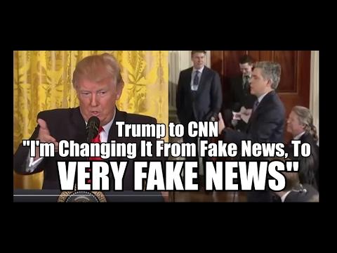 President TRUMP: CNN is