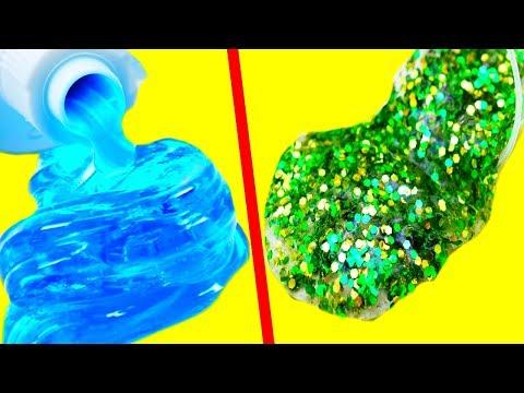 1 INGREDIENT SLIME 💦 Testing CRAZY NO BORAX Slime Recipes!