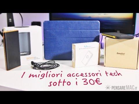I migliori accessori tech a meno di 30€