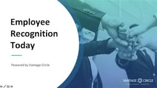Employee Recognition Today [Webinar]