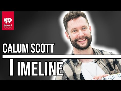 Calum Scott Talks About What Happened After Britain's Got Talent | Timeline (видео)