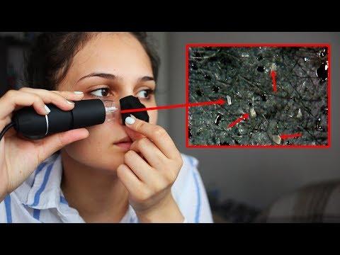 Cum să ascunzi vederea slabă