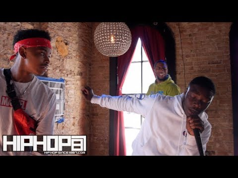 "COS Entertainment Performance at HipHopSince1987's ""Day Flow"""