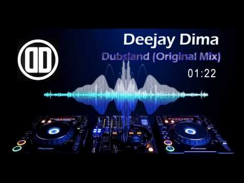Deejay Dima - Dubsland (Original Mix) [HAPPYDUBNESS EP] [Slender Song]