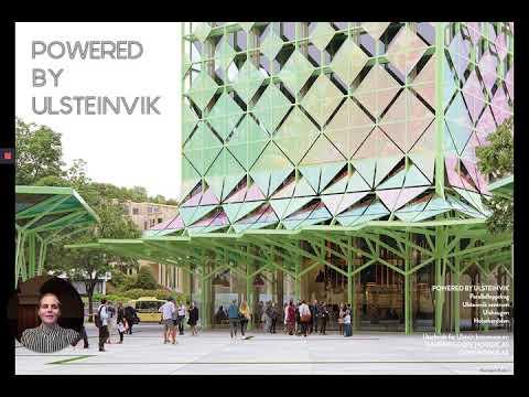 Ulsteinvik Kaleidoscope - Nagrađivani plan za samoodrživu zajednicu