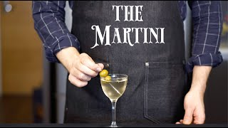 Basic Cocktails - The Martini