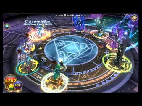 wizard101 morganthe's dark charm (Fire amulet) - смотреть онлайн на
