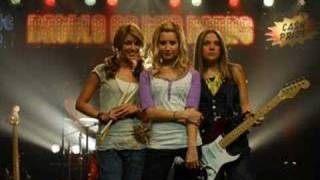 Ashley Tisdale Singing Shadows Of The Night