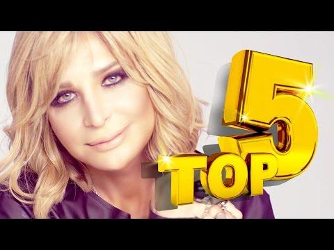 Катерина ГОЛИЦЫНА - TOP 5 - Новые и лучшие песни - 2016 (audio exclusive)