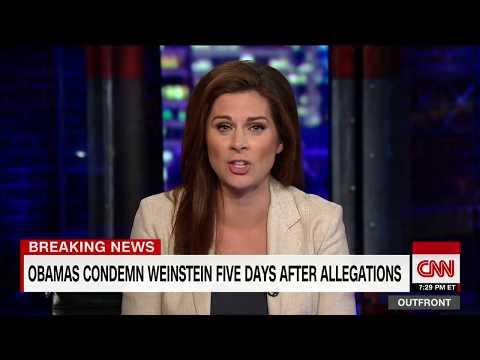 Burnett faults Hillary Clinton's slow response on Weinstein
