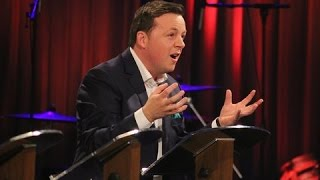 Oliver Callan - Callan Kicks The General Election | The Late Late Show | RTÉ One