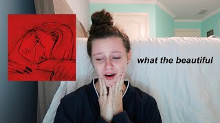 """REACTING TO """"when the party's over"""" BY BILLIE EILISH"""