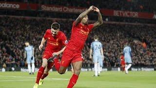 Georginio Wijnaldum goal vs Man City HD 1080p