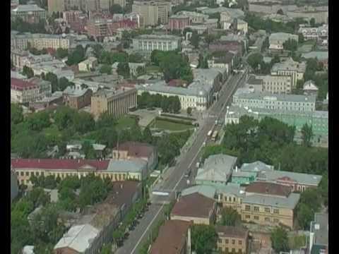 Фильм о Рязани и Рязанской области, Мещере, видео