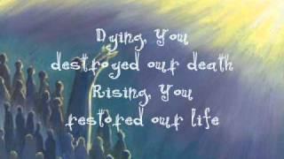 Remembrance (Communion Song) by Matt Redman