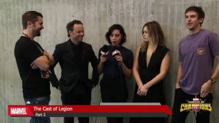 More from Legion – Marvel LIVE! at NYCC 2016