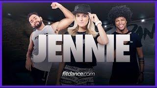 Felix Jaehn - Jennie (feat. R. City, Bori)   FitDance Life (Coreografía) Dance Video