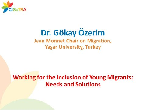 Working for the Inclusion of Young Migrants: Needs and Solutions
