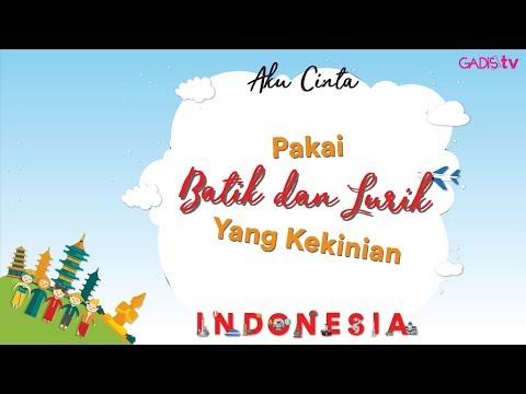 Fashion Tutorial: Mix and Match Batik dan Lurik