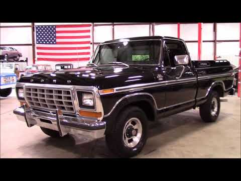 Video of '79 F100 - NOPK