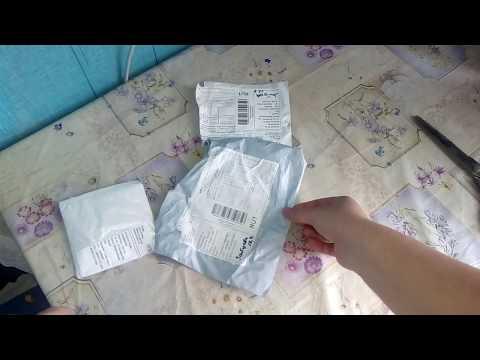 Распаковка посылок с АлиЭкспресс