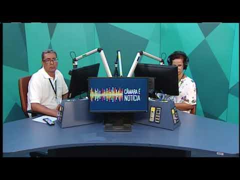 Câmara é Notícia 21h | Plenário vota PL armas - 19/08/2019
