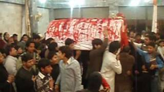 preview picture of video 'Taboot Hazrat Ali Akbar 1431 hijri'