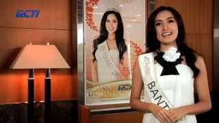 Brenda Theresa Blumenfeld for Miss Indonesia 2015