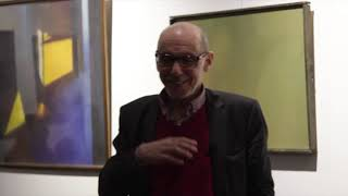 Public talk c Михаилом Алшибая 16 марта