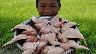 Easy Crispy Chicken Wing Cooking / Chicken Wing Recipe