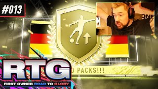 TWO PLAYER UPGRADE PACKS ARE JUICED!! - FIFA 21 First Owner Road To Glory! #13