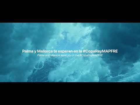 Palma y Mallorca te esperan en la 39 #CopaReyMAPFRE!