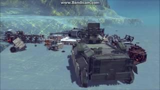 Besiege Build#36 Karg-90