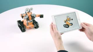 Build, Code and Learn with TankBot
