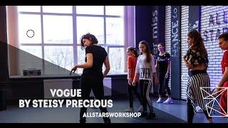 Rasmijn Jeffrey - BEYONCE – - 7_11.Vogue by Steisy Precious All Stars Workshop