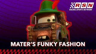 Mater's Best Moments | Racing Sports Network by Disney•PixarCars