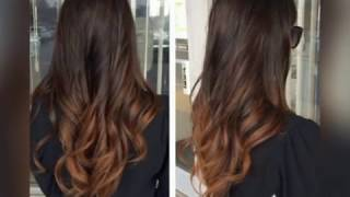 Окрашивание волос шатуш 2020: особенности