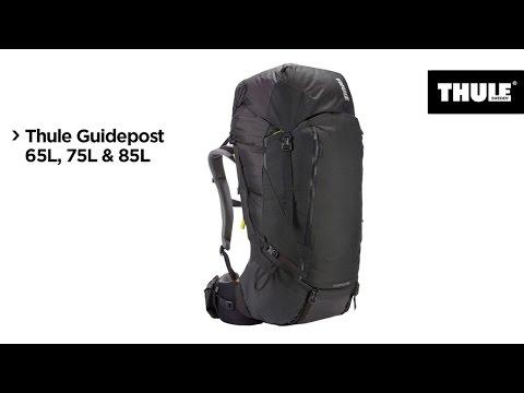 Смотреть видео Рюкзак Thule Guidepost 75L Men
