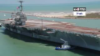 KGBT South Padre Island Tx. USS Independence