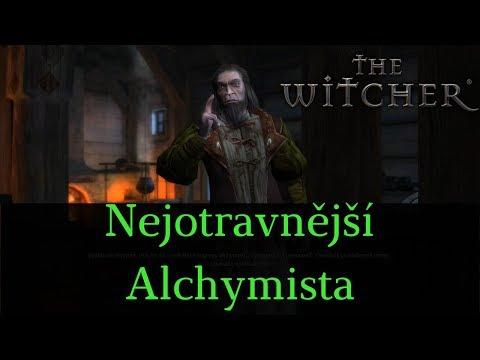 Nejotravnější alchymista | Zaklínač 1 #4