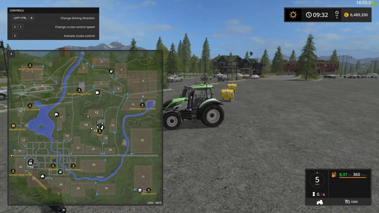 Fastest Tractor Farming : Farming simulators fastest tractor mod simulator