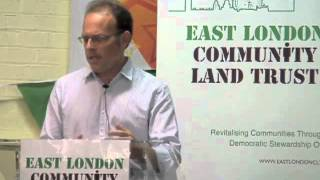 preview picture of video 'Greg Rosenberg gives East London CLT 'Annual John Davis Lecture' 2012'